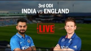 India Vs England 3rd ODI 2018, Ind vs Eng 2018 Cricket Live Match update