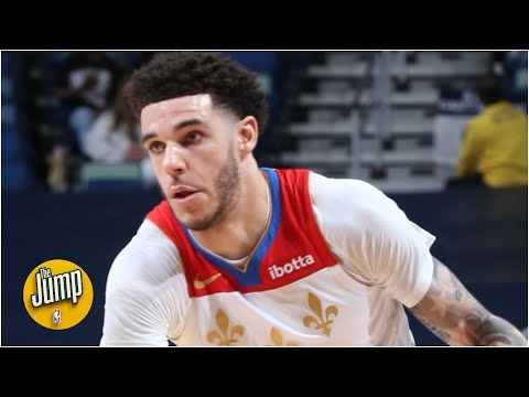 How attractive will Lonzo Ball be in the restricted free agent market? | The Jump