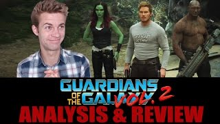 Guardians of the Galaxy Vol. 2 - Movie Review