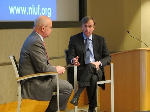 NIUF Speakers Series - General Michael Hayden, USAF (Ret.)