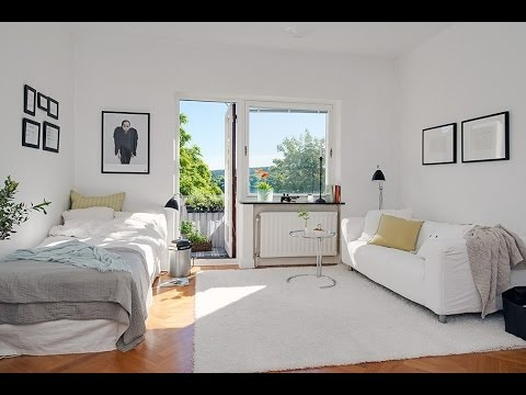 Lieblich Ein Zimmer Wohnung Einrichten. Wohnung Tipps. Wohnung Fotografieren.    YouTube