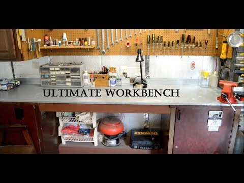 What makes a great workbench - Essential Shop Tools & Equip.