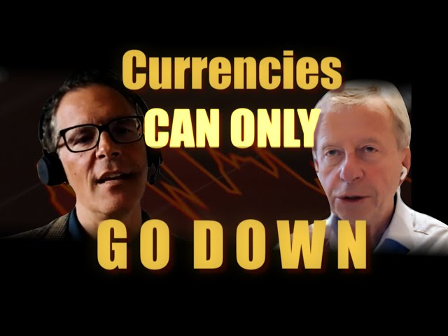 From Yellen's Tweets to Basel III, Gold Can Only Trend North as Currencies Can Only Go Down