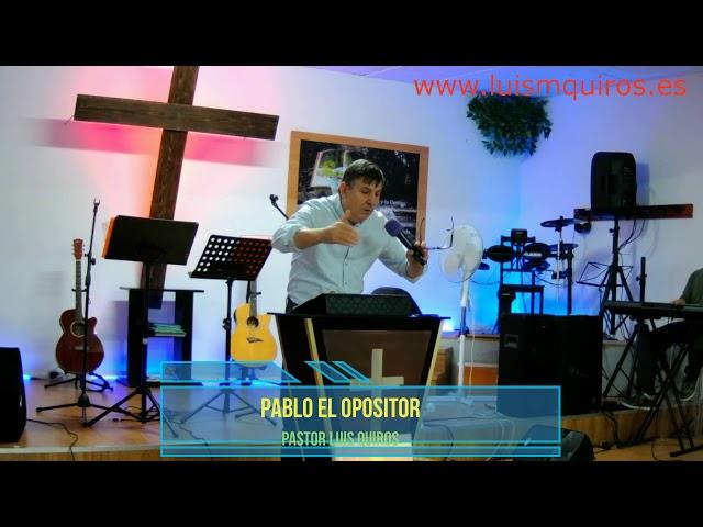 Pablo el opositor