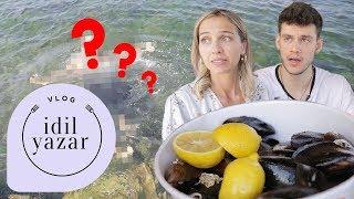 (0.21 MB) Orkun Işıtmak ile Midye Dolma Challenge | Kaybeden Kıyafetlerle Denize Atlayacak! Mp3