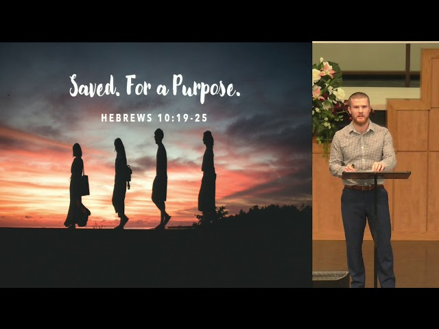 January 31, 2021 - Saved For a Purpose