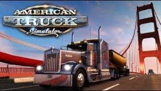 Late Night Trucking On American Truck Simulator Multiplayer ...Check Description!!!!