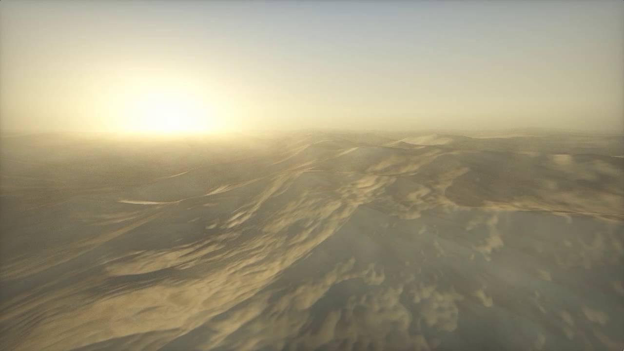 Making of: Sunfall :: Vinicius Santos