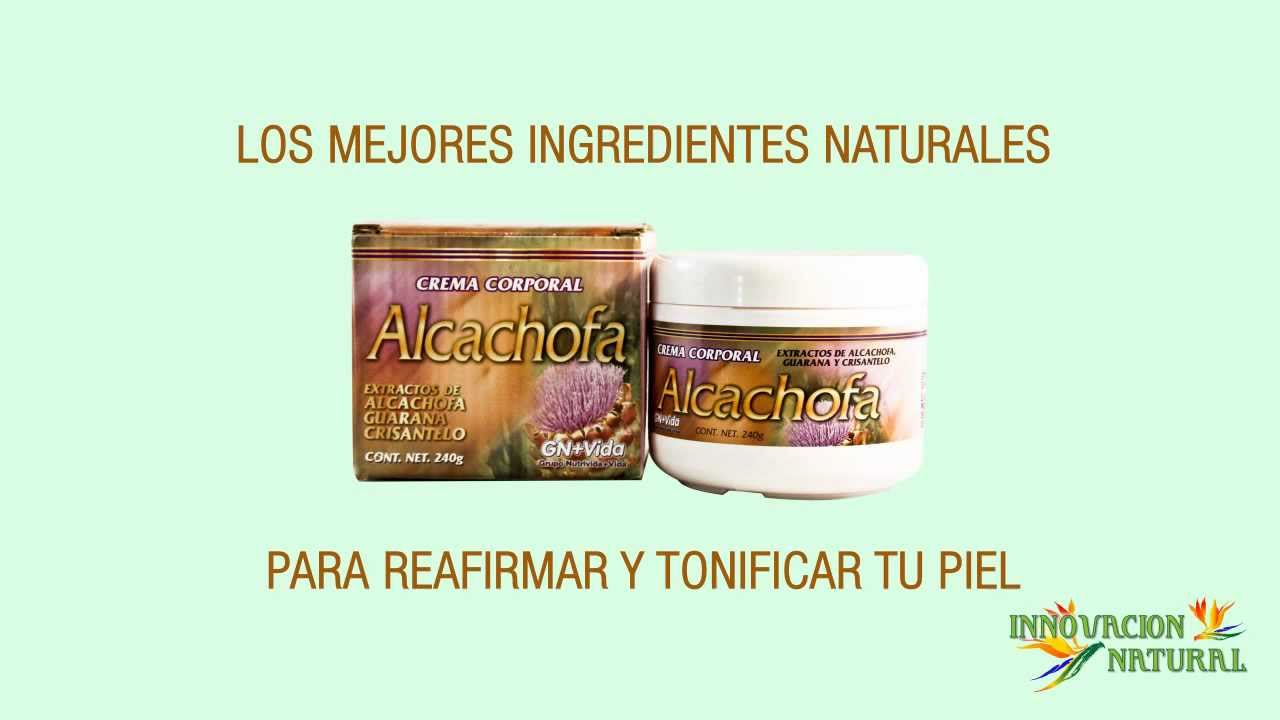Crema de alcachofa para bajar de peso