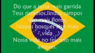 Baixar Himno Nacional del Brasil Hino Nacional do Brasil