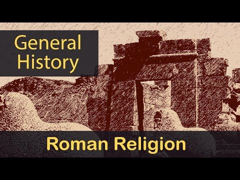 Life of Ancient Romans - Part 12 | Roman Gods