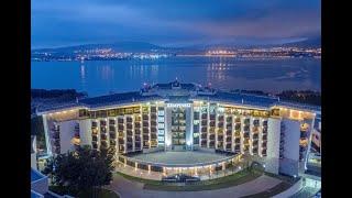 Кемпински Гранд Отель Геленджик 5 Геленджик Россия обзор отеля территория