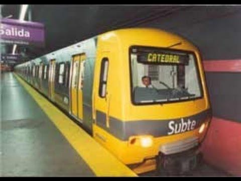 Metro de Buenos Aires-Argentina-Producciones Vicari.(Juan Franco Lazzarini)