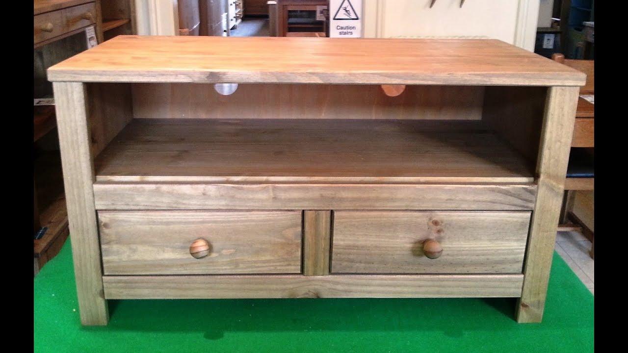 Merveilleux TV Cabinets Edinburgh   Solid Pine Flat Pack Furniture Assembly Service