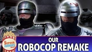 Repeat youtube video Our Robocop Remake