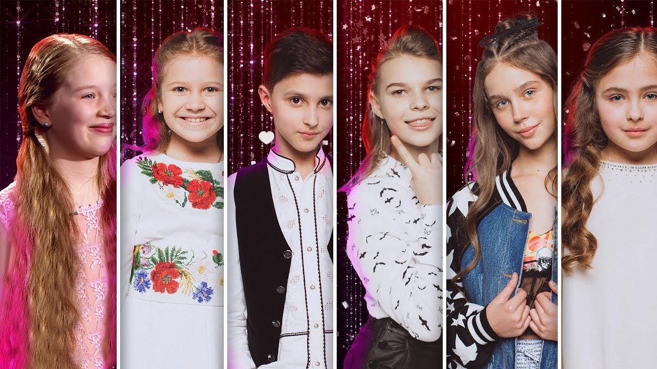ТОП 5 Лучшие песни 2-й эпизод Голос. Дети 2019 5 сезон ...
