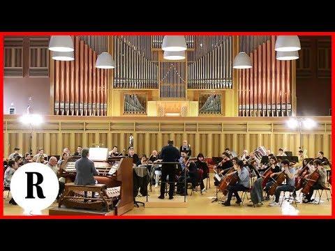 Bari, l'organo dell'auditorium torna a suonare dopo 27 anni