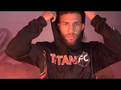 Titan FC Apparel Commercial 2021