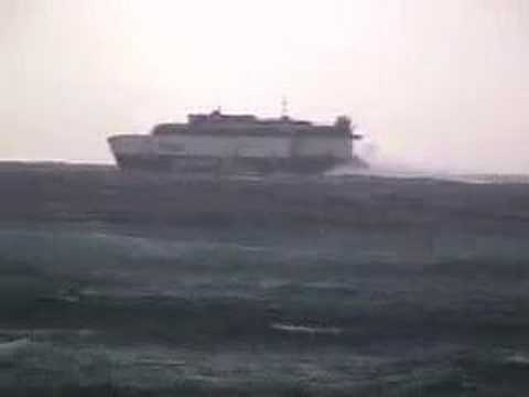 Hawaii Superferry's Wild Ride