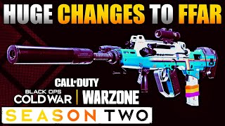 New FFAR Class Setup After 1.32 Update in Warzone | Stat Changes and Best Attachments for Season 2
