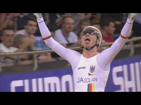 Mens Scratch Race - 2015 UCI Track Cycling World Championships | St Quentin-en-Yvelines, France
