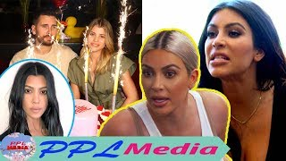 Kim Kardashian protected Sofia Richie when Kourtney absurd ask gifts from Scott Disick on Valentine