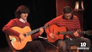10 years Muziekpublique | Tcha Limberger (guitar) and Illés Ferenc (guitar): Danse Norvegienne