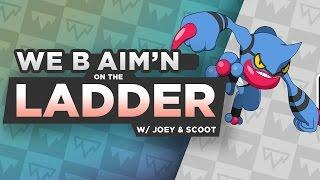 we b aim n on the ladder pokemon oras ou team building w pokeaimmd ibscoot ep 6 part 1
