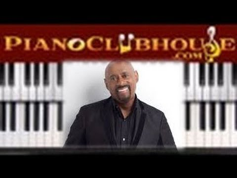 ♫ DON'T DO IT WITHOUT ME - Bishop Paul S. Morton (easy gospel piano tutorial lesson)