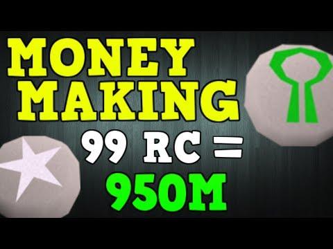 Runescape: making money with runecrafting tutorialtub. Com.