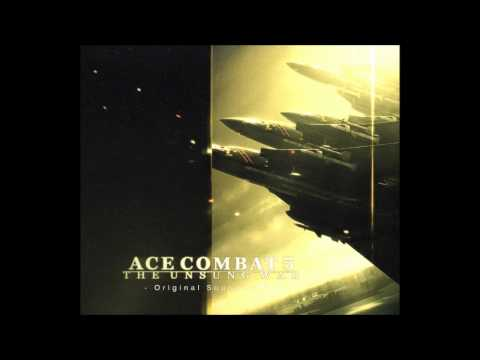 The Journey Home - (Ending theme / with lyrics) - 91/92 - Ace Combat 5 Original Soundtrack