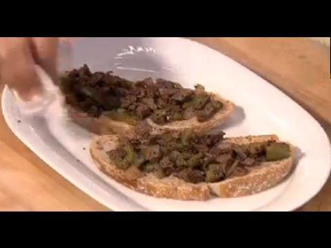 Receta de h gado encebollado cocina halal youtube for Cocinar higado
