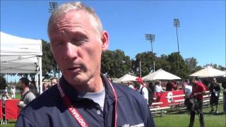 Mike Mayock Stanford Pro Day