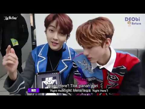 [INDO SUB] OFF THE BOYZ 1st anniversary gift from Eric & Kevin