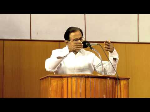 "EML on ""25 Years of Reforms"" by  Shri  P Chidambaram Hon'ble Member of Parliament"