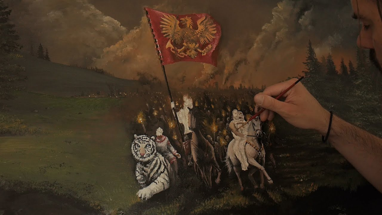 Les Chants De Nihil - Ma Doctrine, Ta Vanité (New Track / Making of the Artwork)