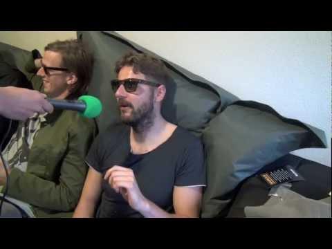 Interview met De Jeugd Van Tegenwoordig