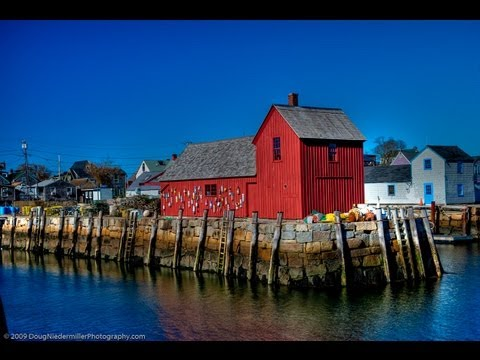 Autumn in Cape Ann Massachusetts