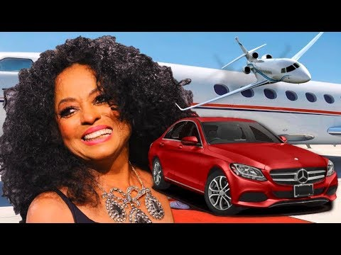 10 MOST EXPENSIVE THINGS OWNED BY DIANA ROSS