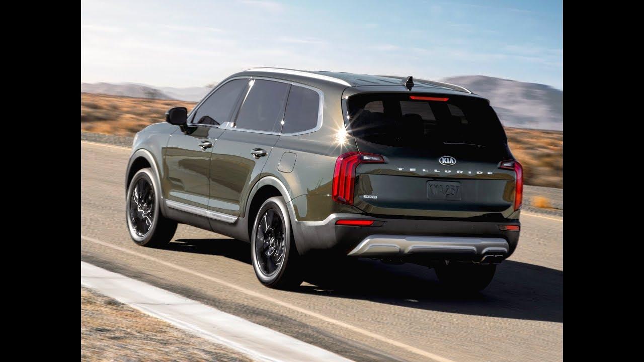 2020 Kia Telluride Full-Size SUV – Ready To Fight Toyota ...
