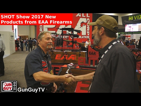 New Products from EAA Firearms
