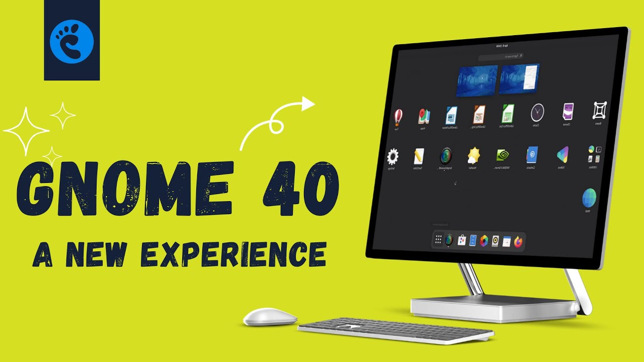 GNOME 40 is HERE | This Is The Future Of Desktop Linux Experience (NEW!)