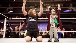 WWE, Daniel Bryan honor Connor the Crusher, a young fan who died thumbnail