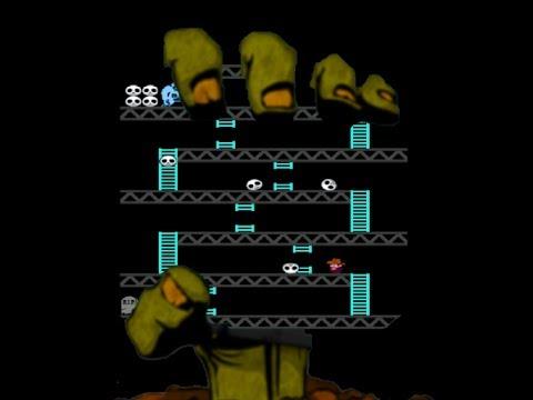 Zombie Kong 2 W3 Platformer
