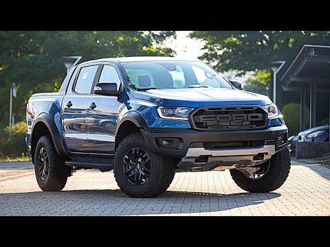 2020 Ford Ranger Raptor just arrived INTERIOR & EXTERIOR