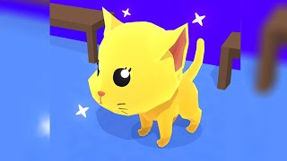 Cat Escape  All Levels Gameplay Android, iOS