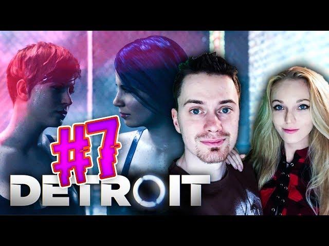 ZEMŘEL PŘI SOULOŽI! Detroit: Become Human CZ s Míšou #7