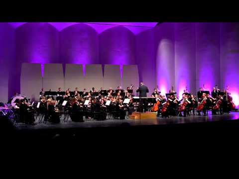 Sandra 11/23/14 Wichita youth orchestra concert