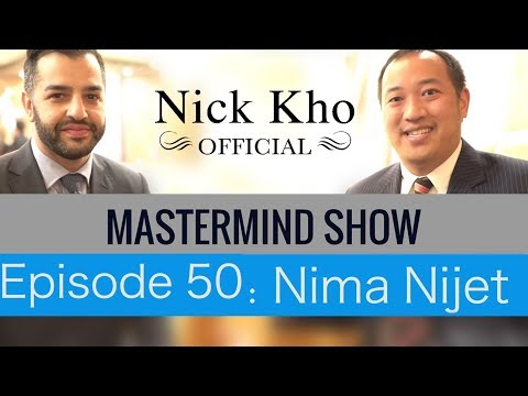 Nima Nejat on the Insider Secrets of Working with a Billionaire Venture Capitalist