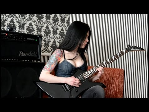 Death - Empty words (guitar cover)